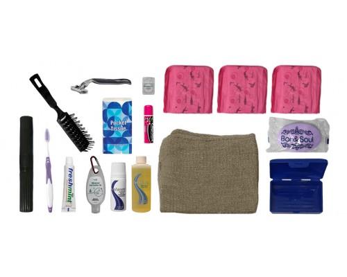Wholesale Women's Hygiene kits