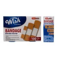 Wish Bandages 100 ct.