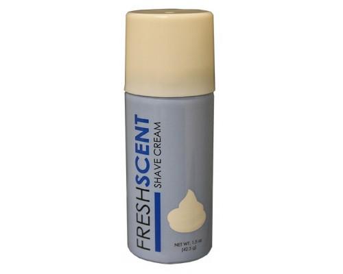 Freshscent Aerosol Shave Cream 1.5 oz.