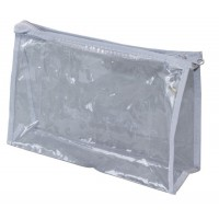 Clear Toiletry Travel Bags