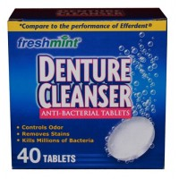 Denture Cleansing Tablets 40 ct.