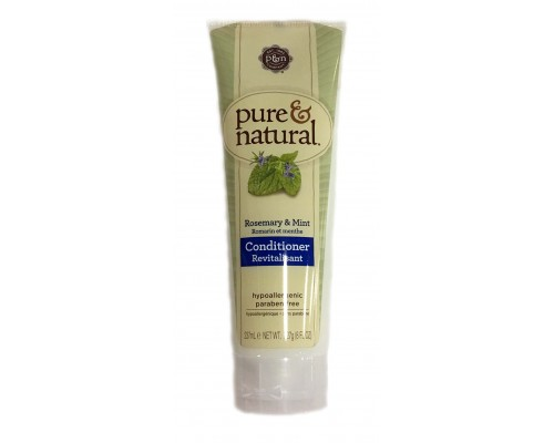 Pure & Natural Conditioner 8 oz.