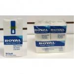 Royal Pocket Tissues $1.20 Each.