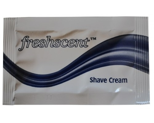 Freshscent Trial Size Shave Cream 0.25 oz.