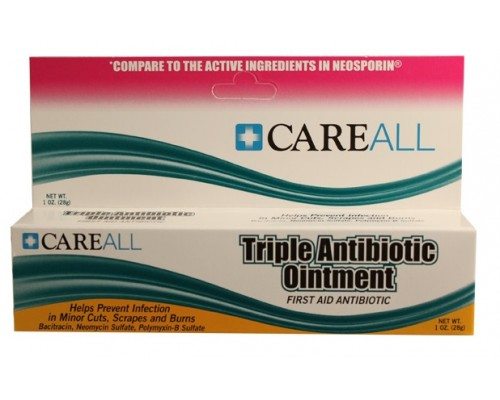 Careall Triple Antibiotic 1 oz.