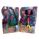Monster High Dolls Assorted $9.99 Each.